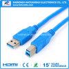 O melhor cabo do varredor de impressora Am/Bm do USB 3.0 do preço de fábrica
