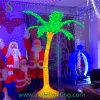 Palma illuminata esterna dell'indicatore luminoso dell'albero del LED