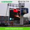 Écran extérieur polychrome d'affichage à LED de location de Chisphow Rr6