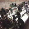 販売の使用された実行状態145cmのビロードの織機機械