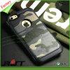 Случай задней стороны обложки клетки/мобильного телефона камуфлирования гибридный TPU+PC