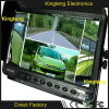 Kt9102 9 Inch TFT LCD HD Video Quad DVR Car Monitor BusかCoach/Trailer Large Screen Split Display Monitor