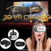Стекла видеоего коробки фактически реальности шлемофона Caraok 3D