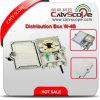 Rectángulo de distribución óptico de la fibra al aire libre de la alta calidad W-4b/rectángulo óptico de Termiantion