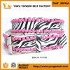 Fascia di modo stampata colore caldo dei jeans della vite prigioniera di colore rosa di modo di vendita