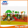 Kinder Plastic Outdoor Playground Equipment für Sale