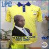 주문 형식 투표 선거 운동 면 t-셔츠