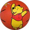 Basket-ball en caoutchouc de trois tailles (XLRB-00176)