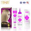 Creme saudável de reparação eficaz brilhante da cor do cabelo