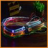 Nightの卸売120cm Length 2.5cm Width Flashing LED Dog Leash