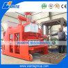 Bloc de ponte d'oeufs Wt10-15 faisant le prix de machine, machine mobile de bloc