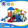 Apparatuur van de Speelplaats van kinderen de Openlucht met Klimrekken en Dia (yl-S129)