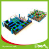 Liben Play Customized Design Proposal Indoor Playground Park con Trampoline