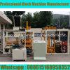 Machine à paver et machine de fabrication de brique concrètes semi automatiques Qt4-18