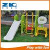 Diapositiva plástica del patio de interior y al aire libre de nuevo Stype con el oscilación para el conjunto de Paly