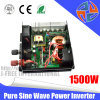 El precio de fábrica, 1500W CC a CA de onda sinusoidal pura