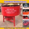 Mini máquina de mistura concreta, misturador pequeno da bandeja do cimento