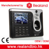 Realand Biometric RFID Card y Fingerprint Tiempo Attendance Systems