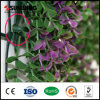 Nuovo giardino di Ideas Purple Leaves Artificial Fence con Fireproof Test
