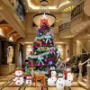 210cm Luxury Spruce Tree Merry Christmas Decorations Ornament