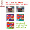 4 saisons Popular Disposable Baby Diapers Mothers Choice Baby Products en Afrique
