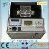 Probador de alto voltaje superior del petróleo del transformador de la ruptura (Bdv-Iij-II)