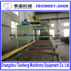Gute Qualitätsrollen-Förderanlagen-Granaliengebläse-Maschine