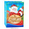 Bolso de embalaje de regalo de papel de arte de lujo de Navidad
