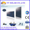 painel 10With20With30W solar poli colorido