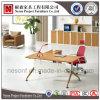 bureau van de Manager van het Kantoormeubilair van 1.6m het Hete Met het Frame van het Staal (NS-D046)