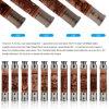 2016 ha aggiornato il kit di legno del dispositivo d'avviamento della sigaretta dell'incendio E di H