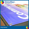 De Tweezijdige Digitale Druk die van de straat de VinylBanner van de Vlag hangt (CDM2525/440)