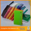El panel de acrílico del plástico del plexiglás Sheet/PMMA del panel/del color