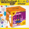 Brinquedos creativos plásticos do bloco de apartamentos do En 71 DIY