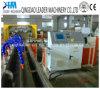 Máquina de fibra de PVC reforzado de la manguera de extrusión
