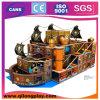 قرصان سفينة مزح موضوع ملعب داخليّ ليّنة