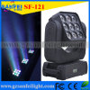 9X10W RGBW LED Moving Head Matrix Wash Light