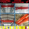 Мостовой кран луча двойника изготовления Odifei 50 тонн
