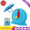Het Leren van het Onderwijs van de Klok van de Wijsheid van de Levering van de school Stuk speelgoed