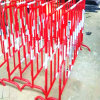 China Supply PVC Coated Crowd Control Barrier