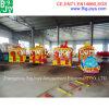 Conduites électriques de train d'amusement de gosses, train de luxe pour les gosses (BJ-ET18)
