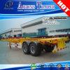 Hoogste Verkoop 2 Assen 20ft Chassis van de Aanhangwagen van het Skelet van het Frame Semi