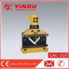 taglierina d'acciaio di angolo idraulico 35t (CAC-110)