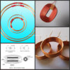 Air Inductance Coil, Air Core Inductor (filtre secteur d'Inductor, Choke)