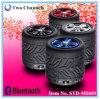 2016 novidades de Bluetooth dos altofalantes da forma nova de Trie mini do fornecedor de China
