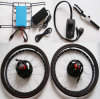 24V 180W Electric Wheel Hub Motor Power Wheelchair Kit