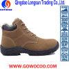 スエードのLeather Double Density PU Fashion Safety ShoesかFootwear (GWPU-GB608Z)