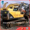 Excavador usado Suecia-Hecho de Mininng de la correa eslabonada de Volvo Ec210b con el Cubo-Teth