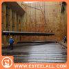 ANSI Sch 80 Sch 40 Steel Longitudinal Welded ERW Pipe di alta qualità Coe Hfw e di Sawl