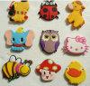 Magnete sveglio del frigorifero della resina degli animali del fumetto per la decorazione domestica